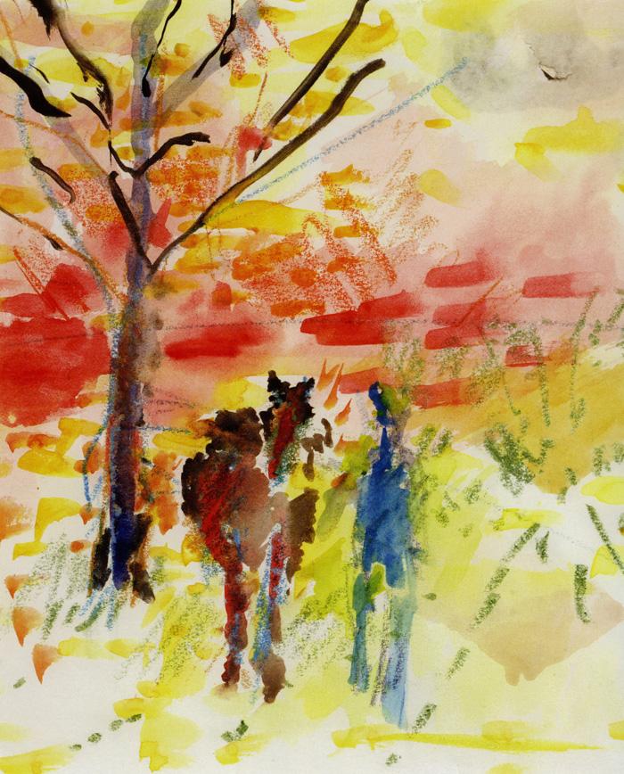 syd barrett painting